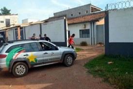 Sorriso: Presosdo CRS tentam fazer motim, mas equipe de Agentescontorna situação