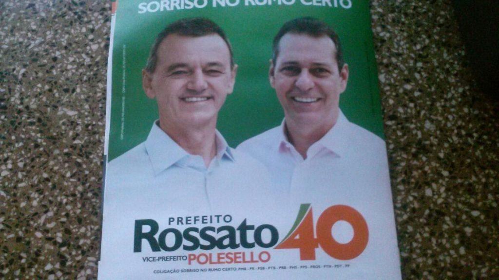 Material de campanha/ foto: PRF