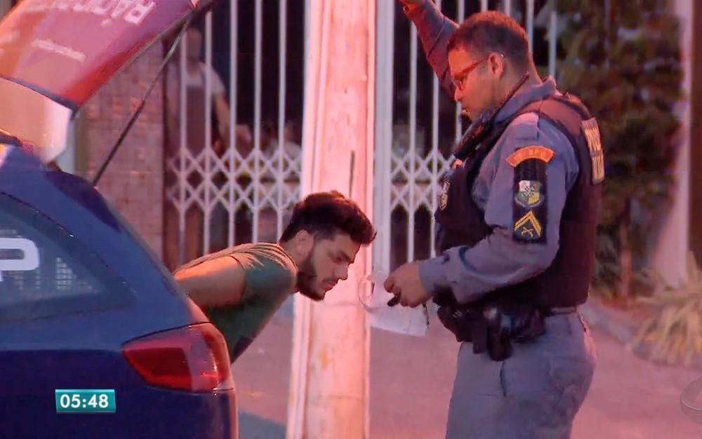Homem é preso após atropelar e matar manobrista