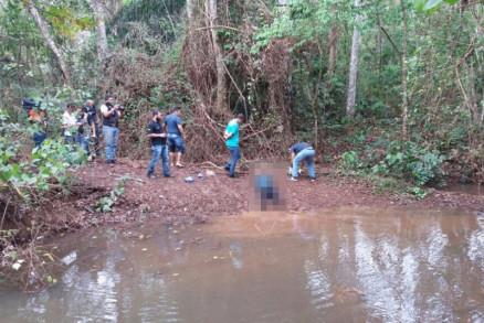 Corpo de taxista é encontrado boiando em córrego em Mato Grosso