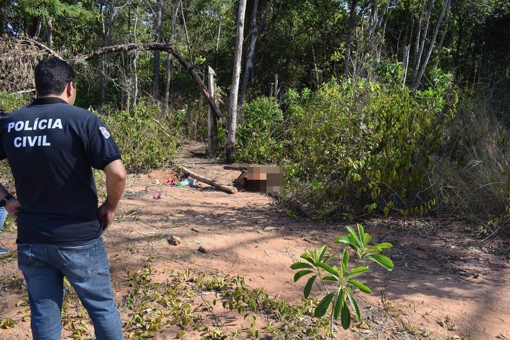 Deodapolense foi encontrada morta em matagal na cidade de Sorriso (MT)