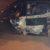 Sorriso: Condutor é arremessado pra fora de veículo ao colidir em outro veículo e capotar