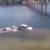 MT: Vídeo mostra momento depois que carro cai no rio Teles Pires