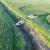 Sorriso: Ladrões roubam carro em fazenda, caem em valeta e são presos