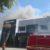Sorriso:(Atual.) Bombeiros combatem incêndio na empresa Conema Acessórios